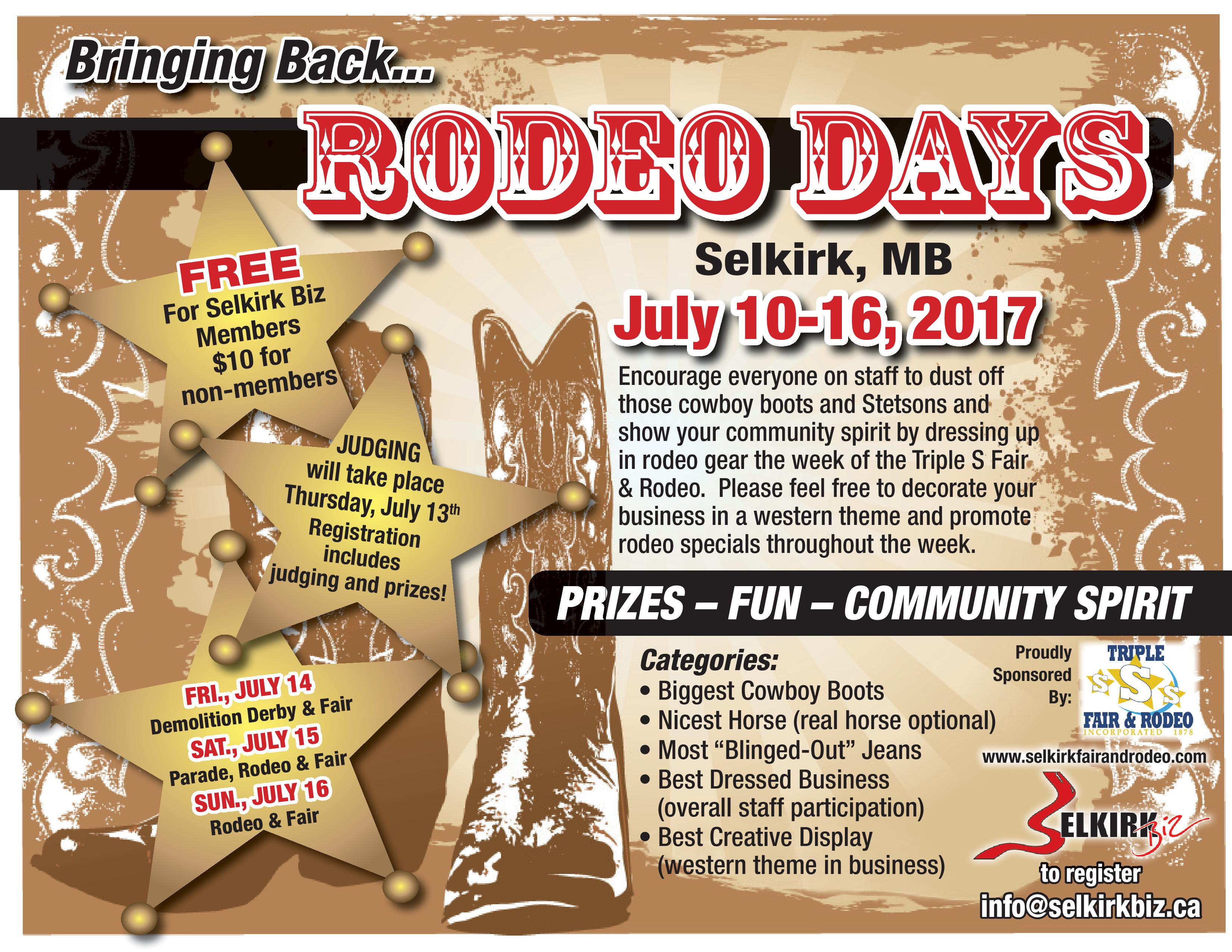 2017 Rodeo Days